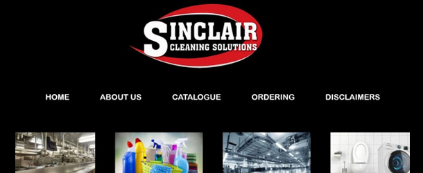Sinclair Cleaning Solutions